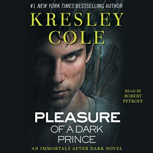Pleasure of a Dark Prince: Immortals After Dark, Book 9 audiobook cover art