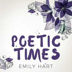 Poetic Times audiobook cover art