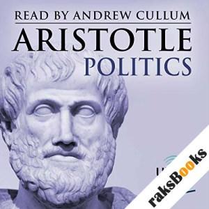 Politics audiobook cover art