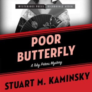 Poor Butterfly audiobook cover art
