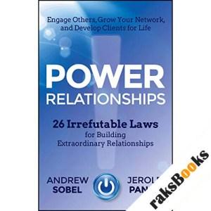 Power Relationships audiobook cover art