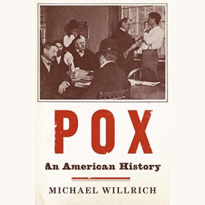 Pox audiobook cover art
