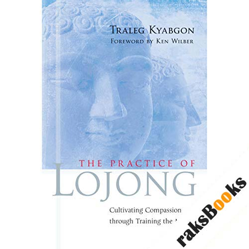 Practice of Lojong audiobook cover art