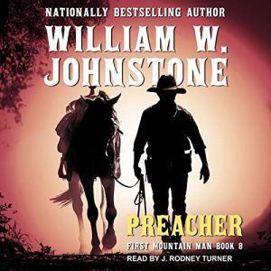 Preacher audiobook cover art