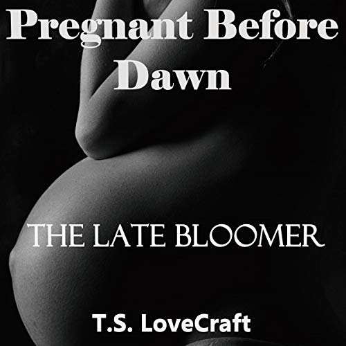 Pregnant Before Dawn audiobook cover art