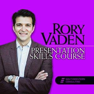 Presentation Skills Course audiobook cover art