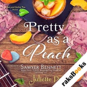 Pretty as a Peach audiobook cover art