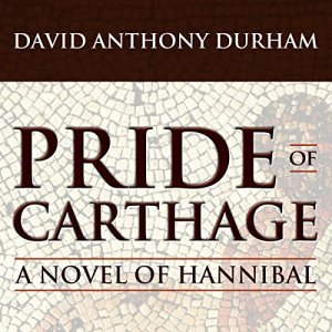 Pride of Carthage audiobook cover art