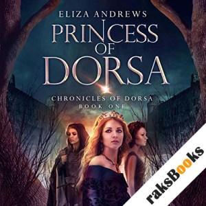 Princess of Dorsa audiobook cover art