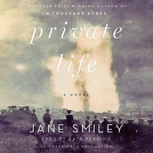Private Life audiobook cover art