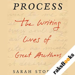 Process audiobook cover art