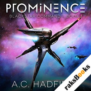 Prominence audiobook cover art