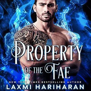 Property of the Fae (Paranormal Romance) audiobook cover art