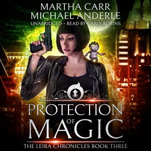 Protection of Magic: The Revelations of Oriceran audiobook cover art
