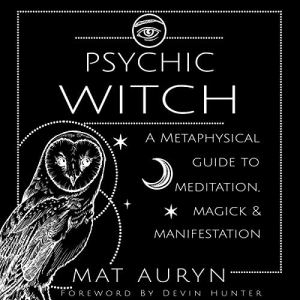 Psychic Witch audiobook cover art