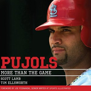 Pujols audiobook cover art