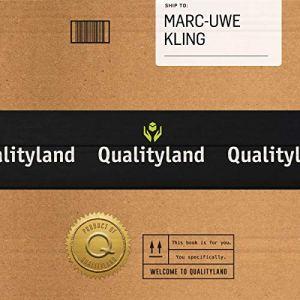 QualityLand audiobook cover art