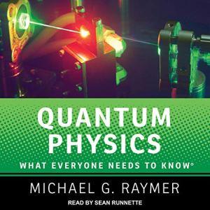 Quantum Physics audiobook cover art