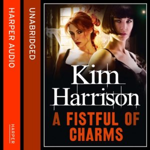 Rachel Morgan: The Hollows (4) - A Fistful of Charms audiobook cover art