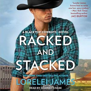Racked and Stacked audiobook cover art