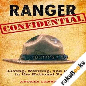 Ranger Confidential audiobook cover art