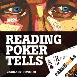 Reading Poker Tells audiobook cover art