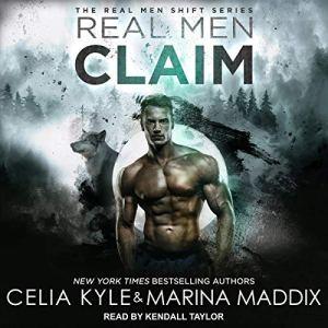 Real Men Claim audiobook cover art