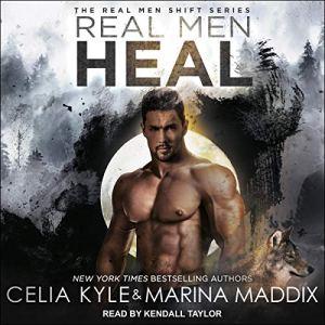 Real Men Heal audiobook cover art
