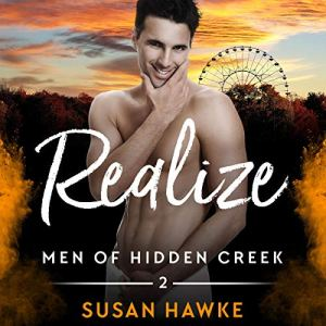 Realize audiobook cover art