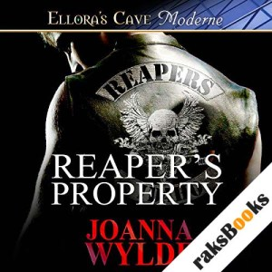 Reaper's Property audiobook cover art