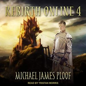 Rebirth Online 4 audiobook cover art