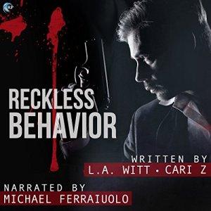 Reckless Behavior audiobook cover art