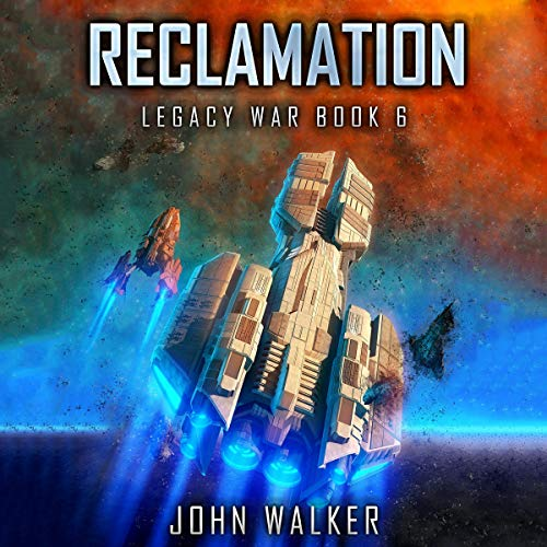 Reclamation audiobook cover art