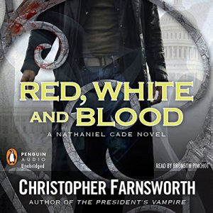 Red, White, and Blood audiobook cover art