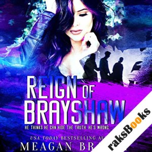 Reign of Brayshaw audiobook cover art