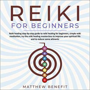 Reiki for Beginners audiobook cover art