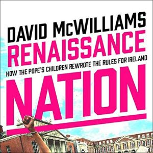 Renaissance Nation audiobook cover art