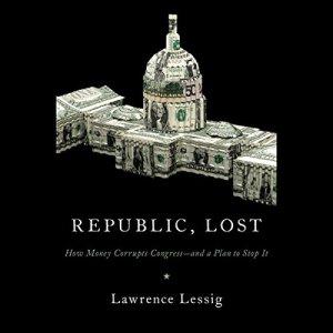 Republic, Lost audiobook cover art