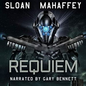 Requiem audiobook cover art
