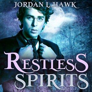 Restless Spirits (Volume 1) audiobook cover art