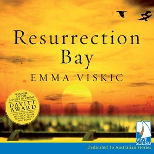 Resurrection Bay audiobook cover art