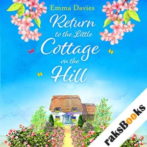 Return to the Little Cottage on the Hill audiobook cover art