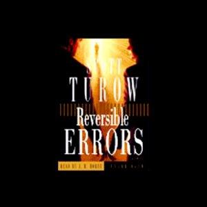 Reversible Errors audiobook cover art