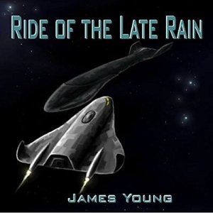 Ride of the Late Rain audiobook cover art