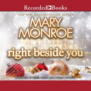 Right Beside You audiobook cover art