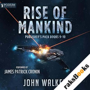 Rise of Mankind audiobook cover art