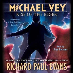 Rise of the Elgen audiobook cover art