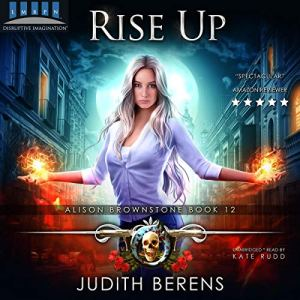 Rise Up audiobook cover art