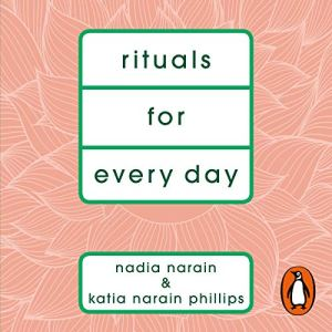 Rituals for Every Day audiobook cover art