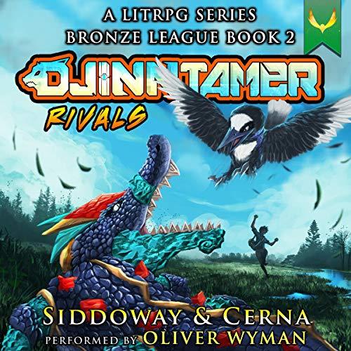Rivals: A Monster Battling LitRPG audiobook cover art